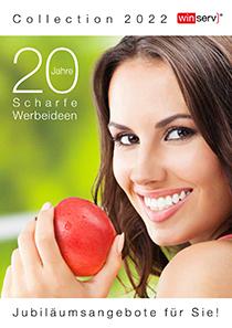Werbeartikel-Katalog 2022 von Winserv Solingen